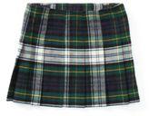 Ralph Lauren Tartan-Print Pleated Skirt Gordon Tartan 2T
