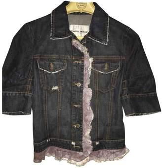 Frankie Morello Blue Denim - Jeans Jackets
