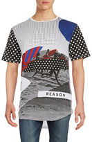 Reason Patterned Tee