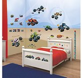 Walltastic Blaze and the Monster Machines Room Décor Kit, Multi-Colour