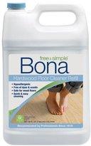 b-ROOM Bona Free & Simple Hardwood Floor Cleaner Refill, 128oz.