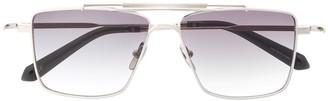 Eque.M Classic Shave square sunglasses
