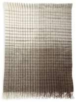Brunello Cucinelli Checked Wool Blanket