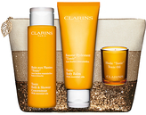 Clarins Ultimate Pampering Bath & Body Gift Set