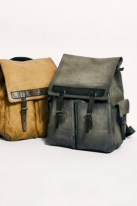 We The Free Trailblazer Leather Backpack