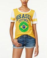 Freeze 24-7 Juniors' Brasil Graphic T-Shirt