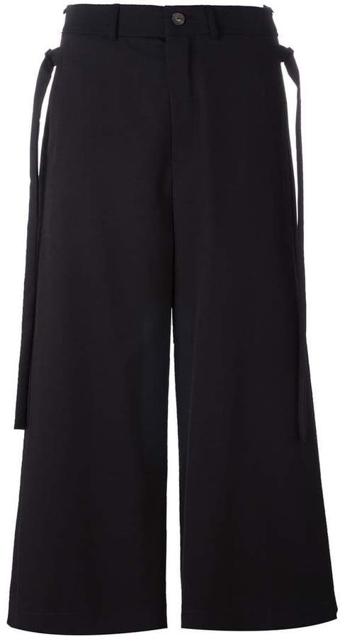 Damir Doma 'Ponte' ankle length trousers