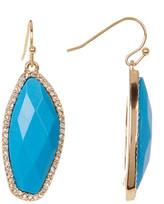 BaubleBar Stone Drop Earrings