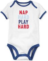Carter's Nap Hard Play Hard Bodysuit, Baby Boys (0-24 months)