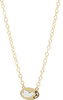 "Jessica Elliot Large Gold ""Colorful"" Paz Necklace"