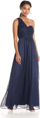 Minuet Women's One Shoulder Gown