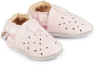 Tickle Toes Baby's Piglet Soft Leather Shoes
