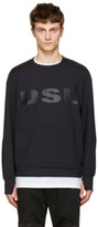 Diesel Black X Collection Mo-s-cody Dsl Pullover