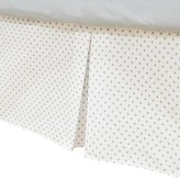 T.L.Care TL Care Cotton Tailored Crib Skirt