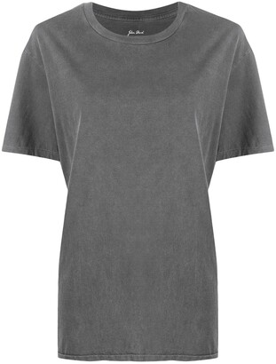 Julien David oversized-fit cotton T-shirt
