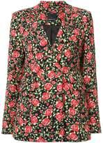 C/Meo floral print blazer