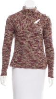 Yigal Azrouel Merino Wool Turtleneck Sweater