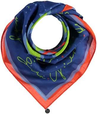 Fraas Sagittarius Cotton Silk Blend Neckie Scarf
