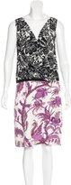 Gucci Spring 2012 Paisley Printed Dress w/ Tags