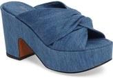 Robert Clergerie Esther Platform Sandal (Women)