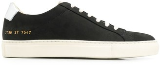 Common Projects Two-Tone Low Top Sneakers