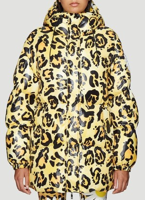 MONCLER GENIUS Moncler X Richard Quinn Printed Padded Jacket