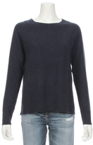 White + Warren Cashmere Color Spliced Sweater
