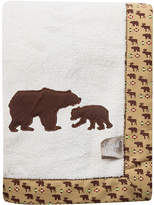 Trend Lab TREND LAB, LLC Bear Receiving Blanket