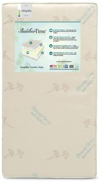 Simmons BeautySleep 2-Stage Standard Crib Mattress Foam