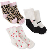 Kate Spade 3-Pack Sock Set