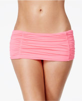 Coco Rave Lux Ruched Swim Skirt