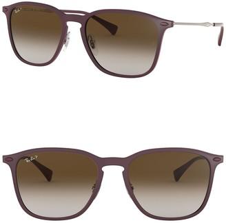 Ray-Ban 56mm Polarized Sunglasses