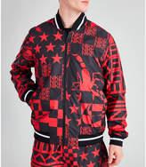 Allover Men's Print Allover Sportswear Men's Jacket Sportswear gfyvYb76