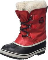 Sorel Youth Yoot Pac Nylon Rocket Nocturnal Textile Boots 4 US