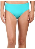 Athena Solids Mid Waist Pants