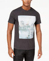 INC International Concepts I.n.c. Men's Rainbow Graphic T-Shirt, Created for Macy's