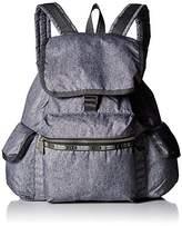 Le Sport Sac Modern Voyager Drawstring Backpack