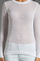Theory Meander Camille B Blended Pullover