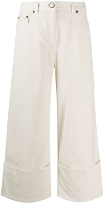 VIVETTA Corduroy Flare Trousers