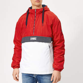 Tommy Jeans Men's Colorblock Popover Hoody