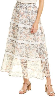 TOWOWGE Maxi Skirt