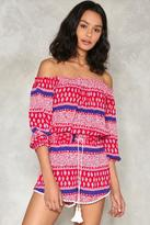 Nasty Gal Sweet Escape Top and Shorts Set