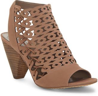 Vince Camuto Women's Sandals SMOKE - Smoke Taupe Emberla Leather Sandal - Women