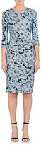 Erdem Women's Floral-Print Jersey Dress