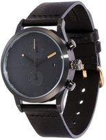 Triwa Sort Of Black Lcst105 Chronograph Watch Black