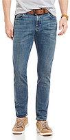 Michael Kors Slim-Fit Stretch Indigo Jeans