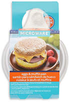 Nordicware Microwavable Egg and Muffin Pan