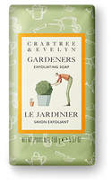Crabtree & Evelyn Gardeners Exfoliating Soap 158g
