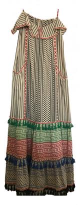 Dodo Bar Or Multicolour Cotton Dresses
