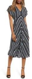 Leith Dolman Sleeve Midi Dress